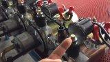 pompe hydraulique télécommandée temporaire du double 12VDC - le distant a compris