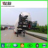 V-vorm 3 de Aanhangwagen van Bulker van het Cement van het BulkPoeder van de As 55m3