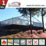 販売のための透過明確な玄関ひさしのテントの構造
