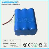 Nachladbare Batterien 12V Li-Ion mit Qualität