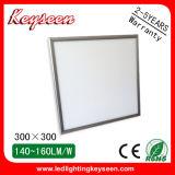140lm/W, 18W, luz del panel de 2500lumen 300X300m m LED