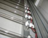 Le fabricant fournissent l'équipement de stratification en verre de deux planchers