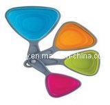 Комплект измеряя чашки и ложки силикона цены Derict фабрики