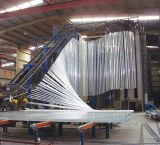 Het Profiel van het Aluminium van de Deur van het Venster van het Aluminium van het Bouwmateriaal