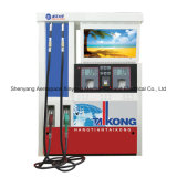 Distributeur d'essence (quatre gicleurs, pompe de quatre sous-marins, reprise de vapeur)
