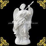 Высеканное Stone Statue с Wing