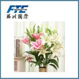 Fiore Handmade all'ingrosso poco costoso decorativo di natale della Cina