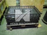 投資鋳造の炉のバスケットの耐熱性スタック可能バスケット