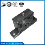 CNC de mecanizado de precisión de piezas de cilindros hidráulicos con Centro de mecanizado CNC