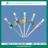 I.V.-Katheter mit Einspritzung-Wert