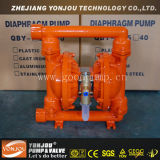 Pompa a diaframma pneumatica, pompe a diaframma, pompa di Diahprahm dell'aria