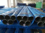 Pipe en acier galvanisée par extrémité d'arroseuse de la cannelure Sch10