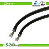 Аттестованный TUV кабель PV1-F солнечный PV для системы панели солнечных батарей