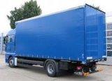 Tampão de cobertura de caminhão Tenda Têxtil Tarpa de vinil Lona Coberturas revestidas de PVC