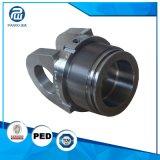 O OEM presta serviços de manutenção à cabeça de cilindro hidráulico das peças da máquina escavadora da elevada precisão