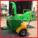 Máquina Chipper de madera móvil, desfibradora Chipper de madera diesel (FMWC-18)