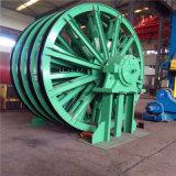 鉱山の起重機ガイドの車輪装置/ヘッドSheave/のSheaveプーリー/ガイドプーリー