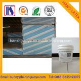 Adhésif blanc du latex de Han pour le panneau de gypse de papier
