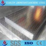 Выбитая алюминиевая плита 1060 5052
