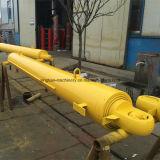 Cylindre bi-directionnel d'élévateur hydraulique pour des tombereaux