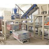 Machine de fabrication de brique concrète complètement automatique (QT6-15)