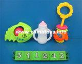 Insiemi di plastica della Baby Bell della novità educativa del giocattolo (511240)