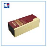 Qualitäts-moderner Papierwein-verpackengeschenk-Kasten