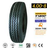 Neumático resistente 4.50-12 5.00-12 del neumático 5.00-12 del triciclo del neumático del triciclo
