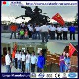 الصين مصنع يغلفن متحرّك تضمينيّة يصنع بناية