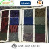 Todas las clases de tela de la guarnición del telar jacquar para la ropa de los hombres