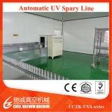 Sistema di rivestimento UV della strumentazione UV del rivestimento di vuoto di PVD