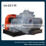 Pompe centrifuge de boue de débit de moulin de transfert de produits de queue