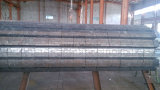 Separatore magnetico permanente del rullo di Ctg di serie per la sabbia del silicone