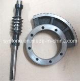 Выполненный на заказ вал глиста передачи CNC подвергая механической обработке