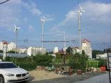 Kleiner Wind-Stromsystem (Turbine, Aufsatz, Schaufeln)