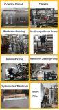天然水のプラント水処理設備