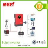 China deve inversor solar puro do inversor 3kw 5kw MPPT de Sinewave