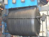 La Chine a fait la machine de soufflage de corps creux de réservoir d'eau du HDPE 500L