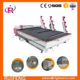 Máquina de corte automática CNC de vidrio hueco (RF3826CNC)