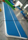 Tipo gonfiabile della stuoia e pista di aria gonfiabile materiale di Dwf