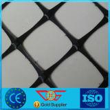 Plastique biaxiale Geogrid du polypropylène de tension intense pp