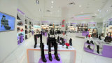 Новое приспособление магазина ботинок повелительниц способа, Shopfitting