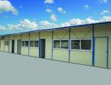 Casa pré-fabricada modular/móvel/portátil do único andar