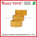 Nastro adesivo dorato dell'imballaggio di adesione BOPP di alta qualità che impacca nastro acrilico