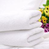 白い綿のホテルのテリーの浴室タオルの供給および製造