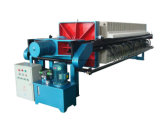Imprensa de filtro automática do Placa-e-Frame (tipo) para o processamento material líquido