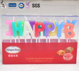 Cake를 위한 공상 Set Happy Birthday Candle