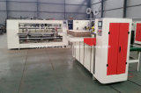 De dubbele Machine van Stitcher van het Karton van Stukken Semi Automatische
