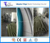 Linha de produção da tubulação de mangueira do aspirador de p30 de EVA/máquina da extrusora/linha plásticas da extrusão