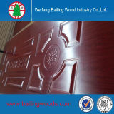 По-разному кожа двери Melamien HDF конструкции